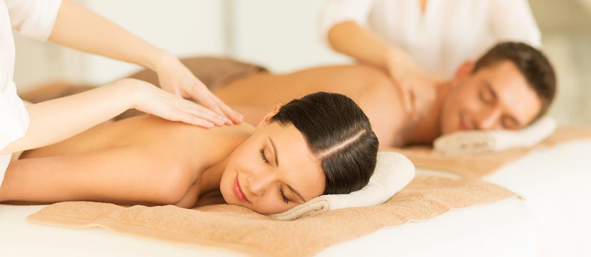 Масаж – кращий засіб схуднути, особливо для масажиста.